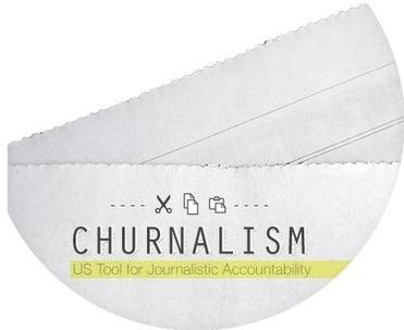 """Churnalism décèle le """"faux"""" journalisme   Les médias face à leur destin   Scoop.it"""