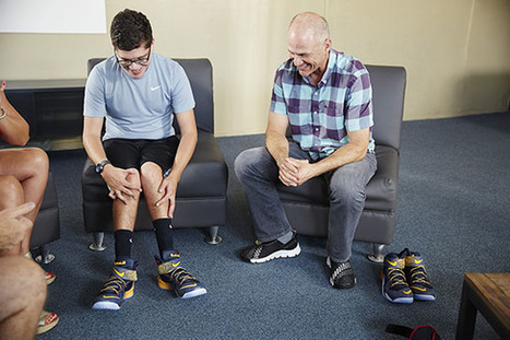 Nike Unveils Shoes For People With Special Needs | OT @ Work | Scoop.it