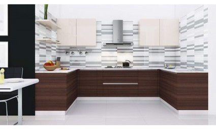 u shaped kitchens, u shaped kitchen design india' in kitchen