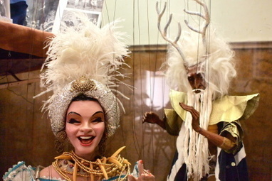 Photos: LA Puppet Fest at the International Puppetry Museum   Poetic Puppets   Scoop.it