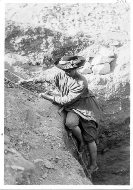 Hilda Petrie | TrowelBlazers | Egyptology and Archaeology | Scoop.it