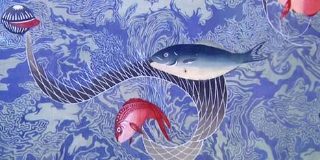 Grâce à l'Alsace, il y a 150 ans l'occident découvrait les étoffes japonaises   Textile Horizons   Scoop.it