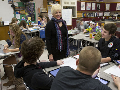 'Flipped classroom' gains popularity in schools | No Child Held Back | Scoop.it