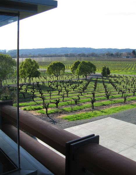 Sustainability in Sonoma: Green architecture at Stryker Sonoma Winery | scatol8® | Scoop.it