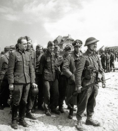 World War II Photos then and now | Mrs. Watson's World History | Scoop.it