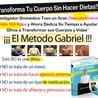 Metodo Gabriel - Transforma Tu Cuerpo Sin Dietas