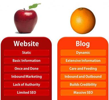 Websites vs. Blogs Which One is Better and Why | Desarrollo, Evaluación & Complejidad | Scoop.it