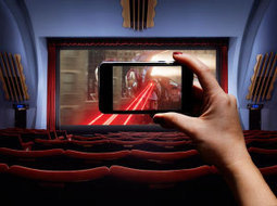 Cinema second screen? - Entertainment News, TV News, Media - Variety   Media Research   Scoop.it
