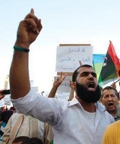 Tribesmen fight security forces in southern Libya - Times of Malta | Saif al Islam | Scoop.it