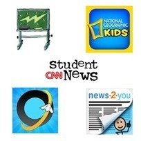 5 Noteworthy News Sites for Students   MS Geography Resources   Scoop.it