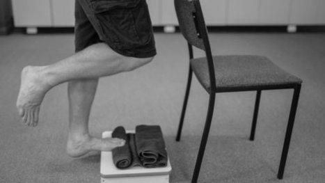 Ask Well: Plantar Fasciitis Relief | Indoor Rowing | Scoop.it