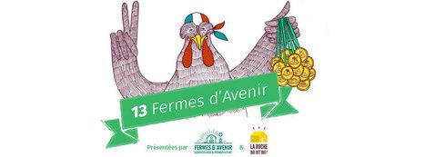 13 Fermes d'Avenir - BlueBees | ECONOMIES LOCALES VIVANTES | Scoop.it