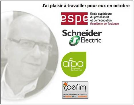 Activité en octobre | Site professionnel de Jacques Rodet | Scoop.it