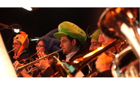 Concert de Pixelophonia, l'orchestre symphonique des musiques de jeux vidéo | La Musique en Médiathèque et ailleurs | Scoop.it