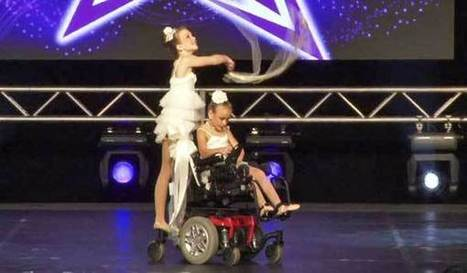 Sisters crowned national champs for heart-warming dance routine | Special Needs News | Scoop.it