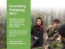 Current innovations in online teaching and learning David Murphy's ... | Teacher Education | Scoop.it