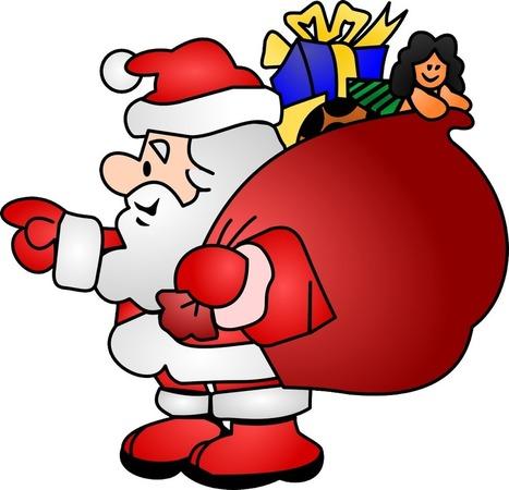 Pics Of Santa Claus | Santa pictures | Scoop.it
