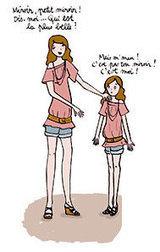 ElAyam.1 » Ces mères qui ne veulent pas lâcher leurs filles   Psychologie et psychanalyse   Scoop.it