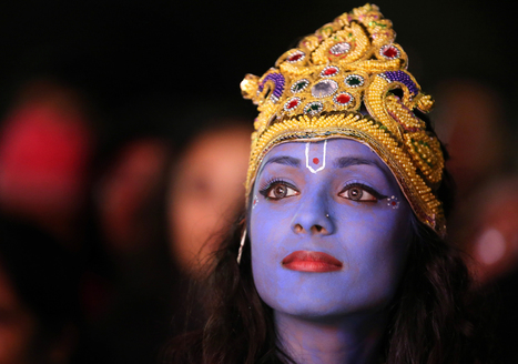 Diwali 2012: Festival of Lights | Photographer: Lloyd Young | photography | Scoop.it