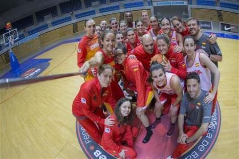 Torneo Internacional de Santander. La selección comienza a disputar partidos   Basket-2   Scoop.it