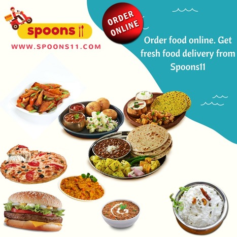 Order food food online order home delivery order food online get fresh food deliver spoons10 forumfinder Choice Image