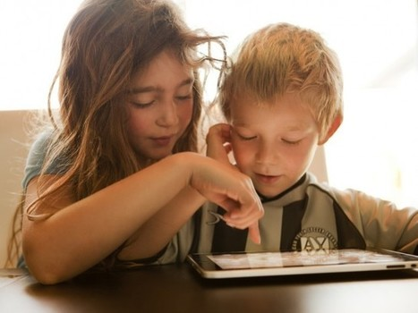 Giving An iPad To Your Youngster? Watch This Video First -- AppAdvice | Learning & Mobile | Scoop.it
