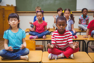 La méditation progresse au sein des écoles   ACTU WEB MINDFULNESS   Scoop.it