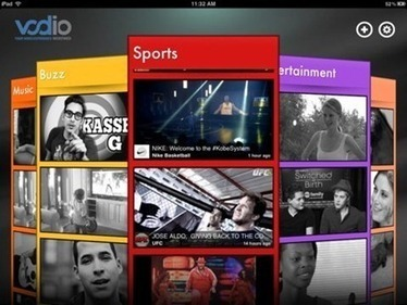 Best Free iPad App of the Week: Vodio — iPad Insight | Winning The Internet | Scoop.it