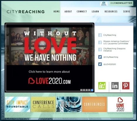 Welcome to CityReaching.com! | CityReaching | Scoop.it