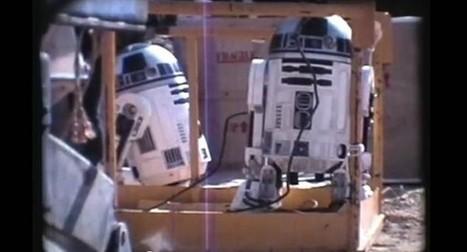 Star Wars : une vidéo amateur du tournage du Retour du Jedi !   And Geek for All   Scoop.it