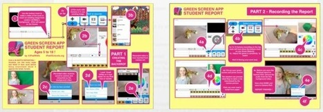 Why & How to Green Screen in class   Educational iPad apps   Scoop.it