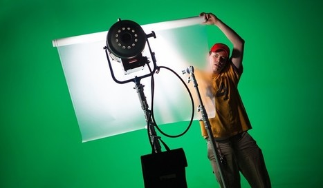 The Basic Fundamentals of Lighting a Green Screen | 100% e-Media | Scoop.it