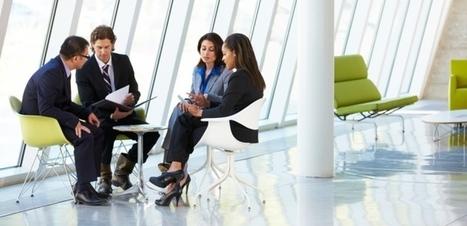 Télétravail : Accenture, Leslie Dehant (DRH) « Le télétravail améliore le bien-être au travail » | Les RH et cie | Scoop.it