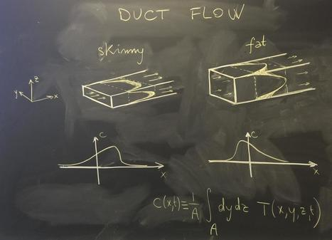 The shape of a pipe dramatically affects how pollutants will spread   EurekAlert! Science News   Science&Nature   Scoop.it