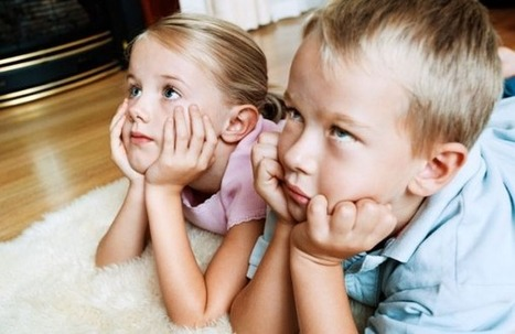 Kids Who Watch More Than 3 Hours of TV A Day Are More Antisocial | Child's Play, Education & Development | Scoop.it