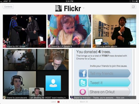 How To Get Social with Flipboard for iPad | Mac|Life | Flipboard | Scoop.it