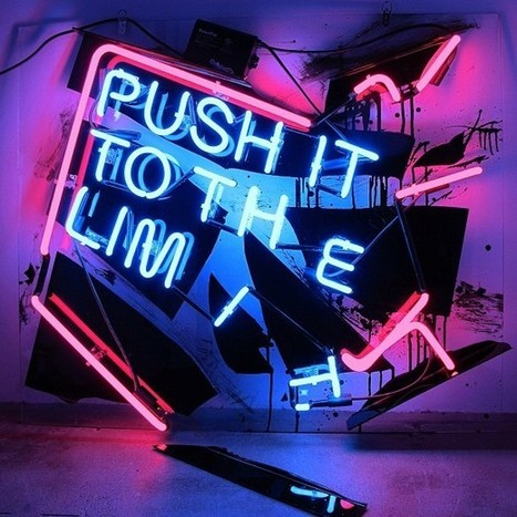 Patrick Martinez- Push, 2012 | Contemporary Art exhibited at Art Basel of Miami | Scoop.it