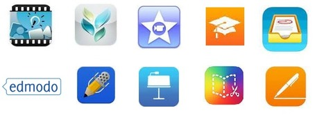 Top 10 Apps in an Established 1:1 iPad School - dedwards.me | iTeach | Scoop.it