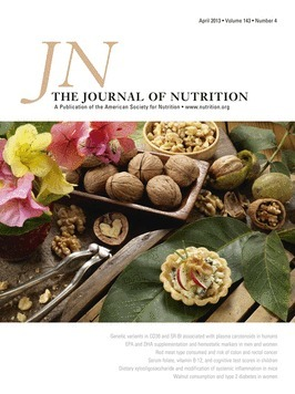 Walnut Consumption Is Associated with Lower Risk of Type 2 Diabetes in Women | Heart and Vascular Health | Scoop.it