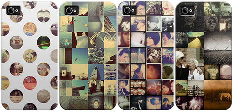 "Turn Your Favorite Instagram Photos into an iPhone Case | ""#Google+, +1, Facebook, Twitter, Scoop, Foursquare, Empire Avenue, Klout and more"" 