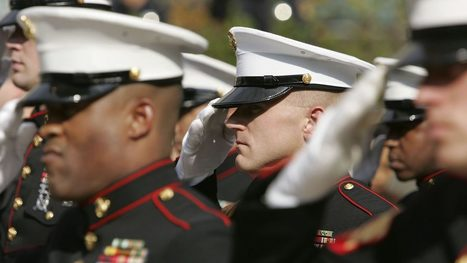 New defense authorization bill prepares Marines for cyberwar | Informática Forense | Scoop.it