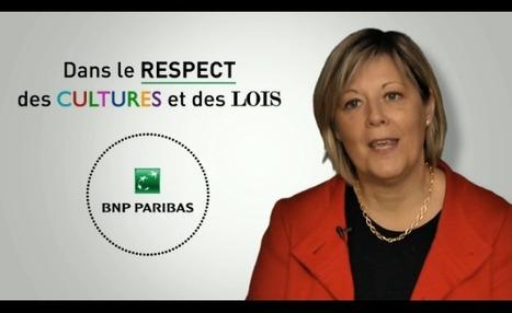 Egalité professionnelle : Interview d'Elisabeth Karako -Banque BNP Paribas | L'égalité professionnelle | Scoop.it
