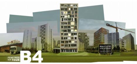 B4, fenêtres sur tour : 12 étages, 12 locataires, 12 portraits et 1 webdoc | Remue-méninges FLE | Scoop.it