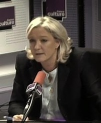 Marine Le Pen au tribunal de France Culture (vidéo 13/02/2014)  #municipales #européennes #économie | Case départ : le film à voir absolument (vidéo) | Scoop.it