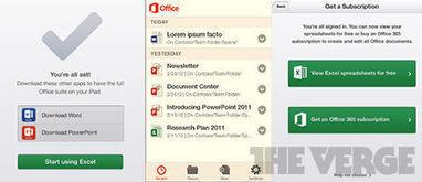 Office Mobile : gratuit sur Android et iOS début 2013 | netnavig | Scoop.it