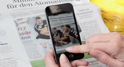 Android and iPhone smartphone app to find newspapers online | Editors' Blog | Journalism.co.uk | Social on the GO!!! | Scoop.it