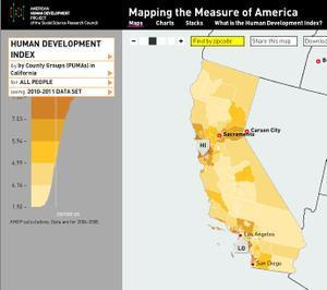 What's your local HDI (human development index)? | AP Human Geography, WHS 2012-2013 | Scoop.it