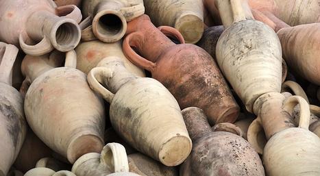 Une énorme cave à vin plus vieille que la Bible découverte en Israël | Slate | Merveilles - Marvels | Scoop.it