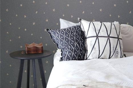 Crush ! These Walls : Papier peint graphiques et chic made in Queensland | décoration & déco | Scoop.it