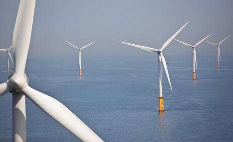 Des éoliennes en mer pour produire de l'énergie ? La France monte en puissance | Eolien-Energies-marines | Scoop.it
